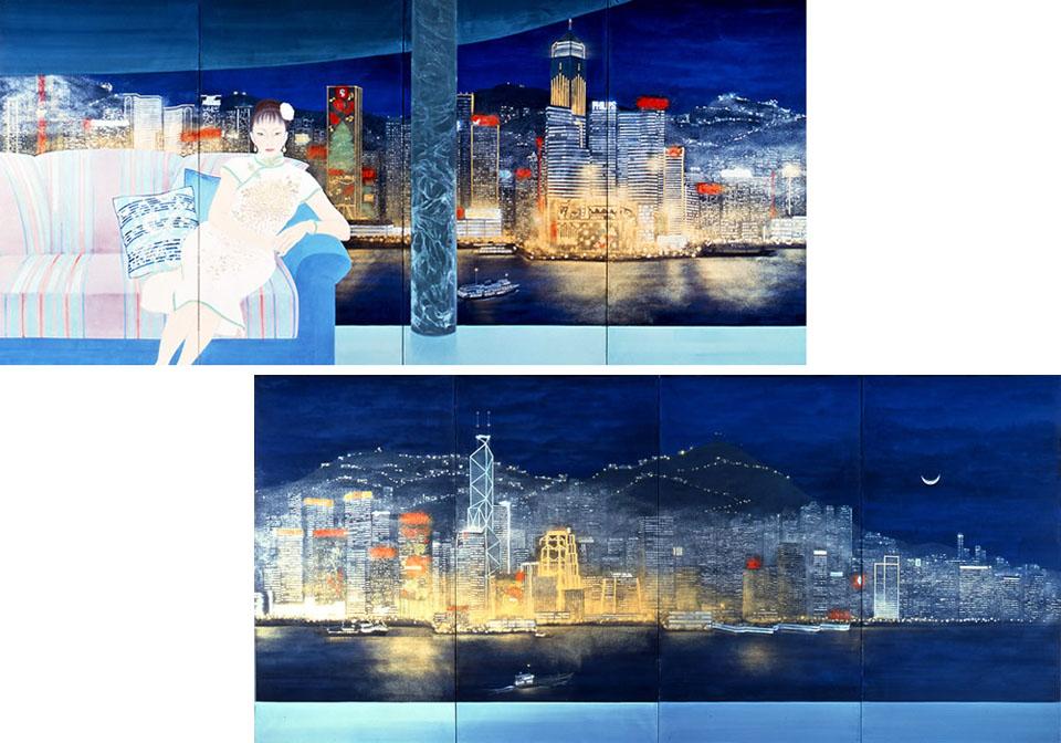 Lumières sur la Baie (1996) Rieko Morita